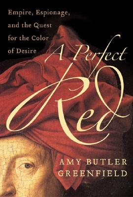 Cover for A Perfect Red