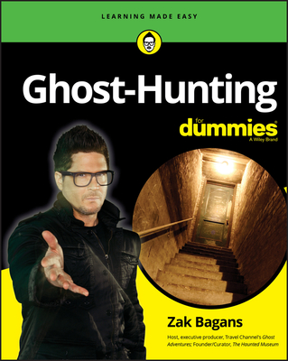 Ghost-Hunting for Dummies Cover Image