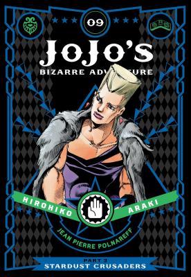 JoJo's Bizarre Adventure: Part 3--Stardust Crusaders, Vol. 9 (JoJo's Bizarre Adventure: Part 3--Stardu #9) Cover Image