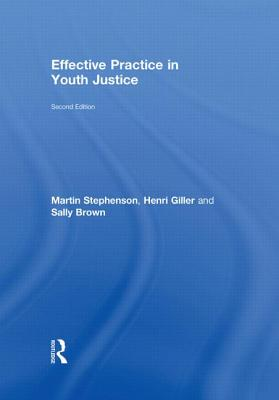 Effective Practice in Youth Justice Cover Image