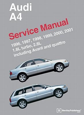Audi A4 B5 Service Manual 1996 1997 1998 1999 2000 2001 1 8