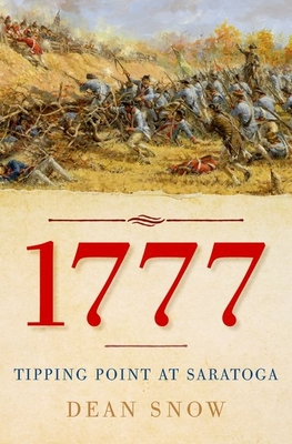 1777: Tipping Point at Saratoga Cover Image