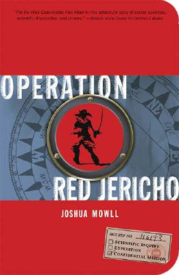 Operation Red Jericho: The Guild of Specialists Book 1 Cover Image