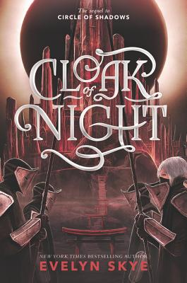 Cloak of Night (Circle of Shadows #2) Cover Image