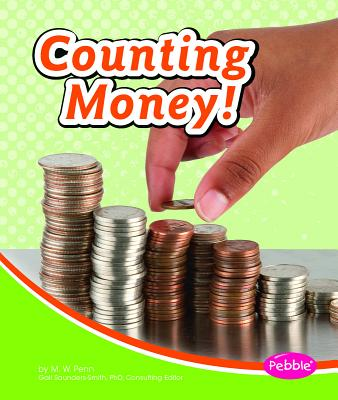 Counting Money! (Pebble Books: Pebble Math) Cover Image