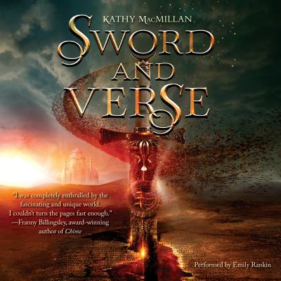 Cover for Sword and Verse