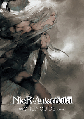 NieR: Automata World Guide Volume 2 Cover Image