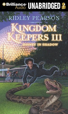 Kingdom Keepers III Cover