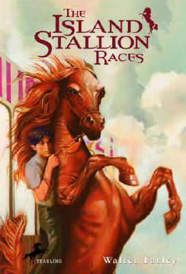The Island Stallion Races Cover