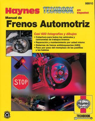 Manual de frenos automotriz (Haynes Manuals) Cover Image