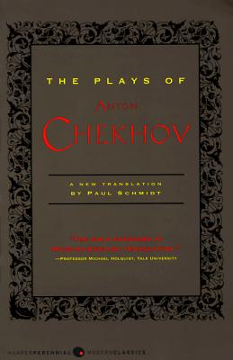 The Plays of Anton Chekhov Cover