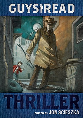 Guys Read: Thriller Cover Image