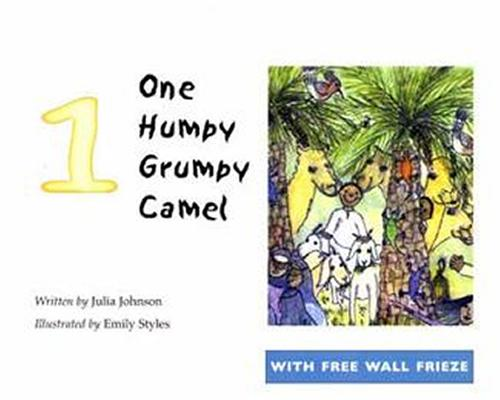 One Humpy Grumpy Camel Cover Image