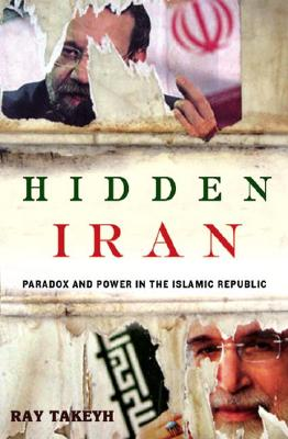 Hidden Iran Cover