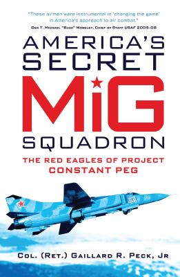 America's Secret MiG Squadron: The Red Eagles of Project Constant Peg Cover Image