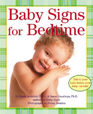 Baby Signs for Bedtime Cover Image