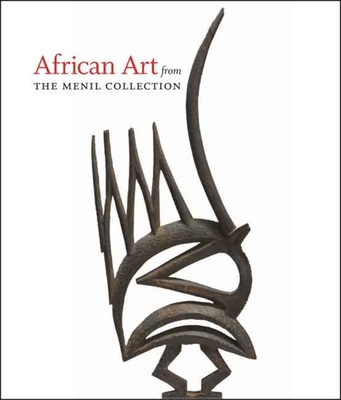 Cover for African Art from The Menil Collection