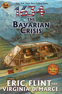 1634: The Bavarian Crisis Cover Image