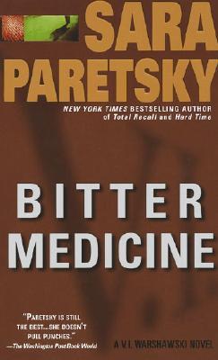 Bitter Medicine Cover Image
