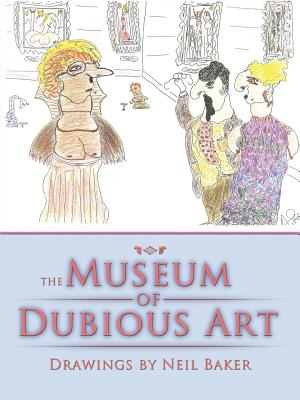 The Museum of Dubious Art Cover Image