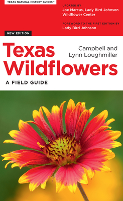 Texas Wildflowers: A Field Guide Cover Image