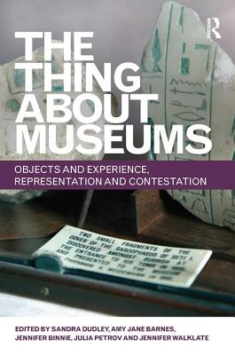 Cover for The Thing about Museums