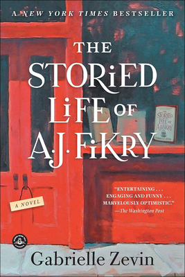 Storied Life of A. J. Fikry Cover Image