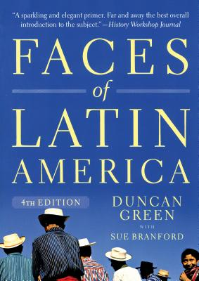 Faces of Latin America 4th Edition (4th Revised Edition) Cover Image