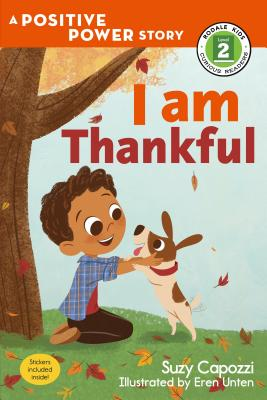 I Am Thankful (Rodale Kids Curious Readers/Level 2) Cover Image