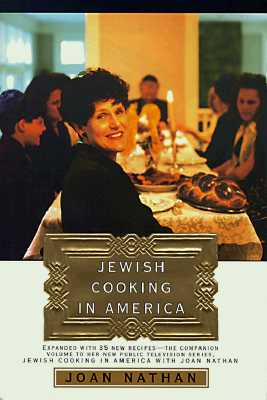 Jewish Cooking in America: Expanded Edition (Knopf Cooks American) Cover Image
