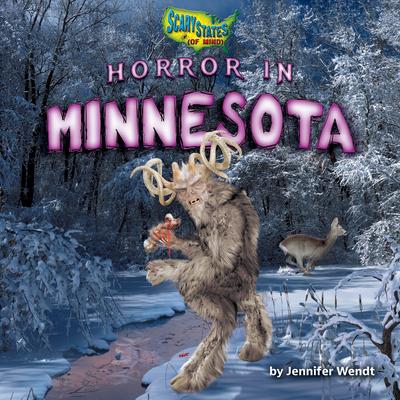 Horror in Minnesota Cover Image