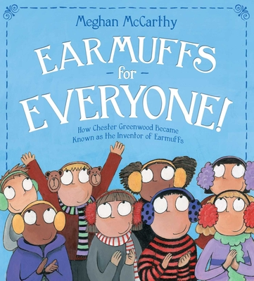 Cover for Earmuffs for Everyone!