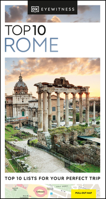 Cover for DK Eyewitness Top 10 Rome (Pocket Travel Guide)