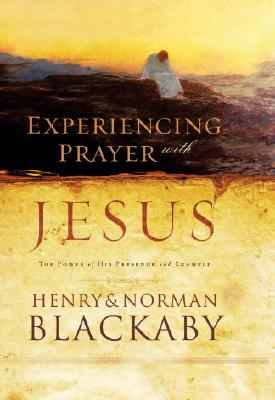 Experiencing Prayer with Jesus Cover