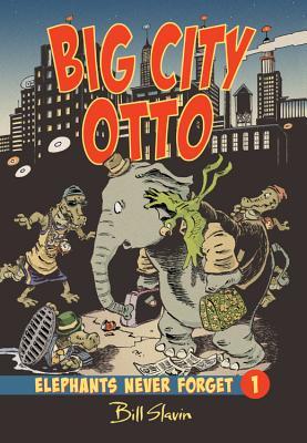 Big City Otto Cover