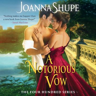 A Notorious Vow Lib/E: The Four Hundred Series Cover Image