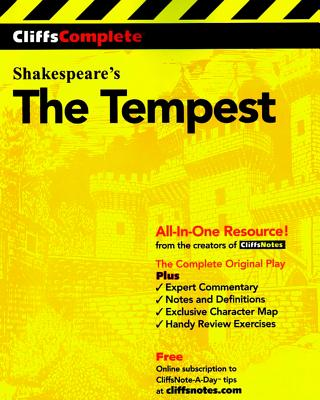 CliffsComplete The Tempest Cover Image