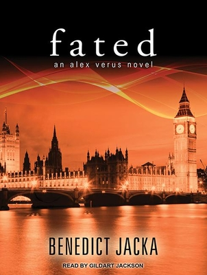 Cover for Fated (Alex Verus Novels #1)