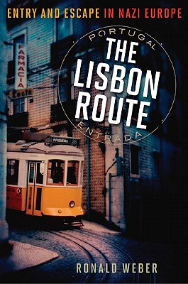 The Lisbon Route Cover