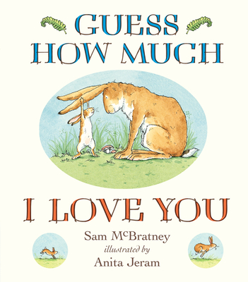 Guess How Much I Love You Padded Board Book Cover Image