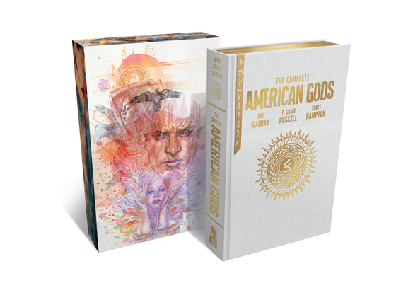 The Complete American Gods (Graphic Novel) Cover Image