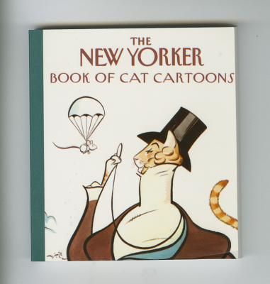 The New Yorker Book of Cat Cartoons Cover Image