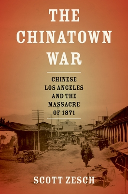 The Chinatown War Cover