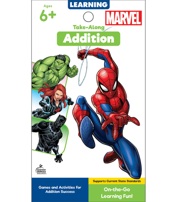 My Take-Along Tablet Marvel Addition Cover Image