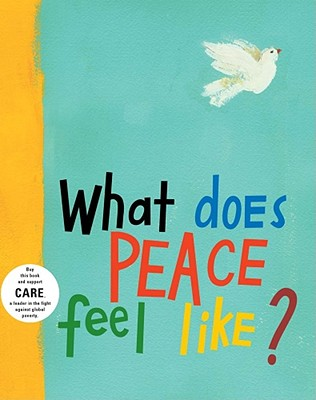 What Does Peace Feel Like? Cover Image