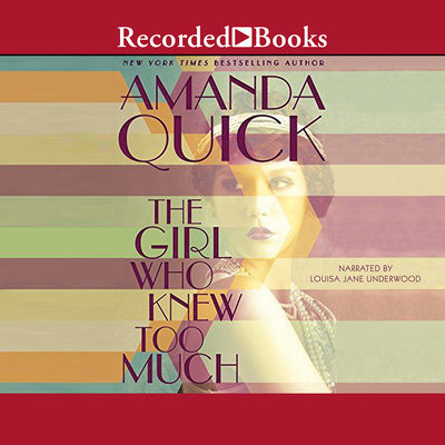 The Girl Who Knew Too Much Cover Image