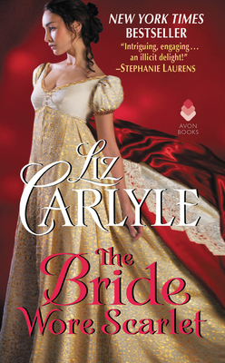 The Bride Wore Scarlet Cover