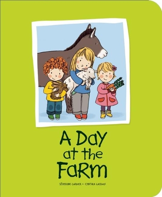 A Day at the Farm Cover