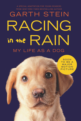 Racing in the Rain: My Life as a Dog Cover Image