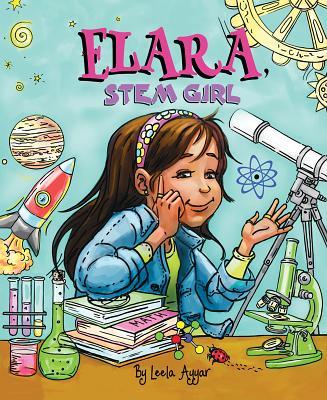 Elara, Stem Girl Cover Image